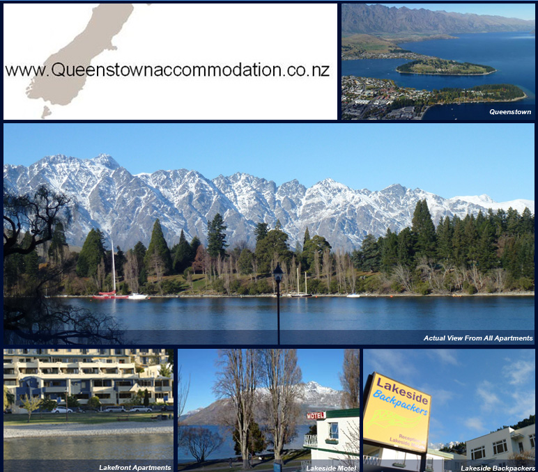 Queenstown Accommodation New Zealand